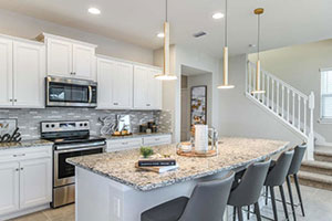 Castaway Townhome Virtual Tour from Pulte Homes