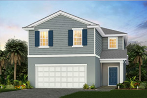 Winstone Virtual Tour from Pulte Homes